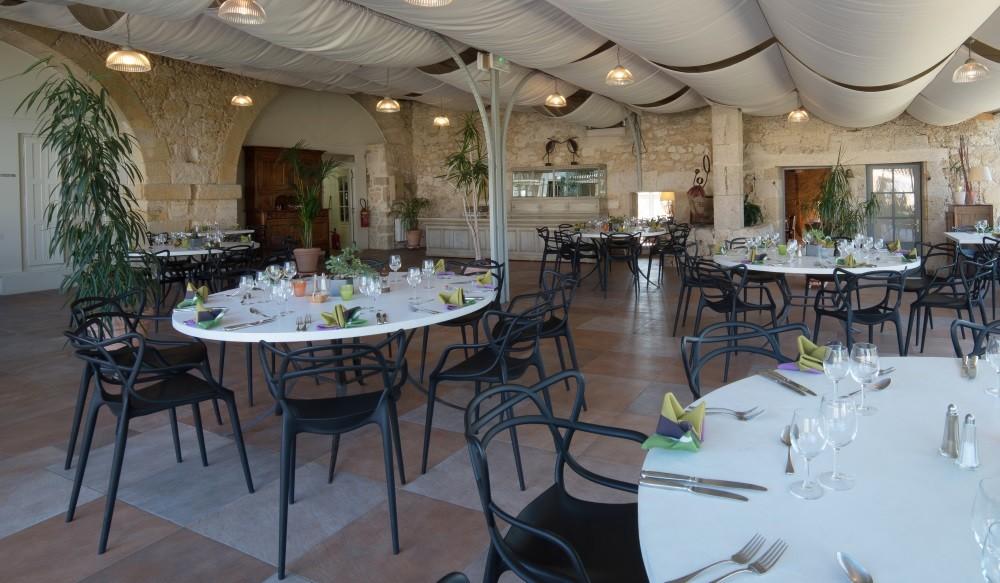 Château de lassalle - interior