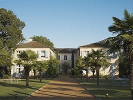 Château de Lassalle - fachada del hotel