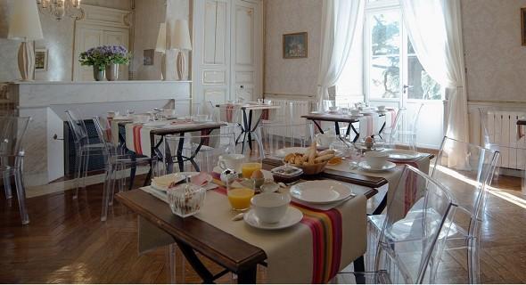 Château de lassalle - Gascon lounge