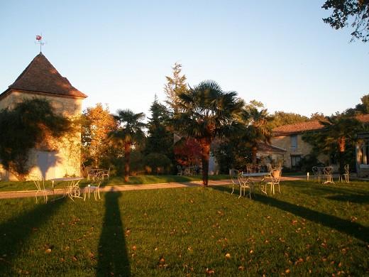 Castello Lassalle - Giardino