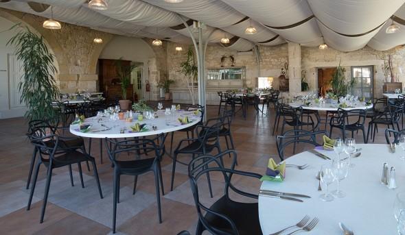 Château de lassalle: dentro
