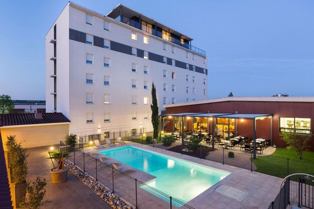 Gatsby h tel et restaurant salle s minaire lyon 69 for Hotel lyon avec piscine