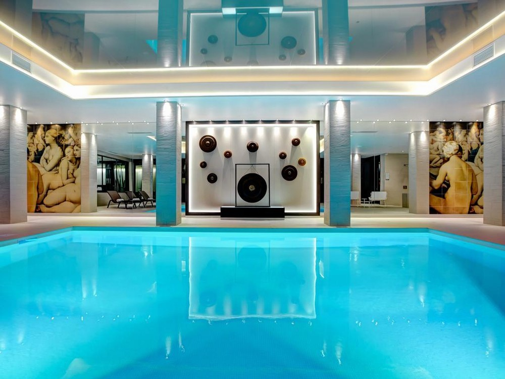 Best western hotel de chassieu - swimming pool