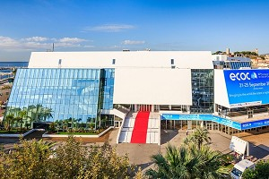 Palais des Festivals und Kongresse Cannes - Kongresszentrum in Cannes