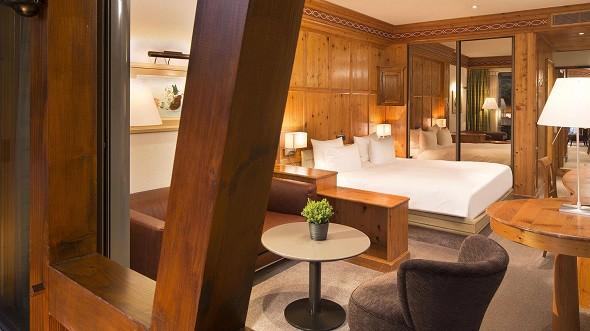 El hotel park obernai - habitación