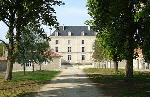 Castello di La Bône - Facciata
