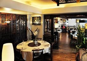 Restauro del ristorante zen garden paris