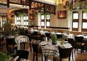Ristorante zen garden paris tables
