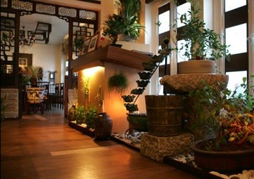 Ristorante zen garden paris ambiance