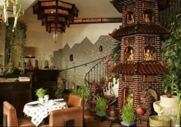 Seminario sul ristorante zen garden paris