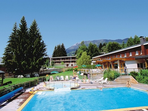 Club belambra - l'alisier - piscina