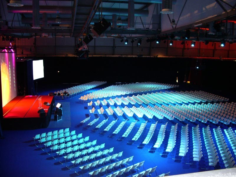 Exhibition center of montpellier - organization of events