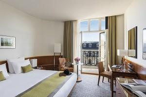 Hotel Cayre - Bedroom