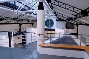 Taller 23 Basfroi - Lugar de seminario atípica en París