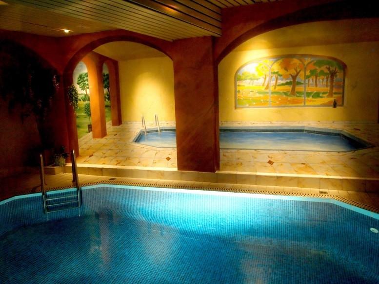 Ristorante Hotel Golden cervo - piscina