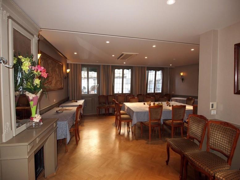 ristorante dell'hotel al cervo d'oro - Ristorante