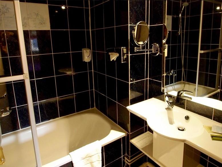 Ristorante Hotel Golden cervo - bagno