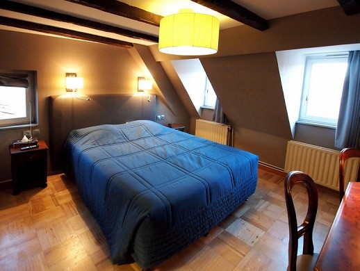 Hotel restaurant au cerf d'or - chambre