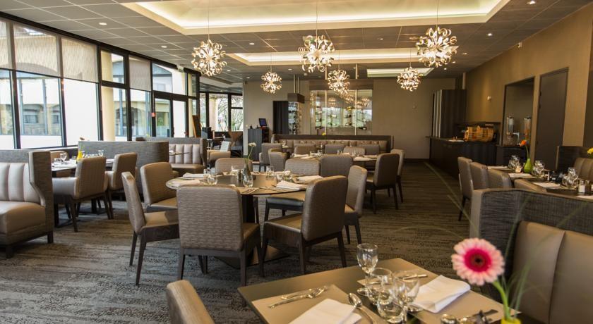 O restaurante do Hotel paddock - Restaurante