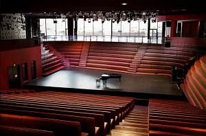 Teatro Auditorium Claude LéviStrauss - Museo Quai Branly