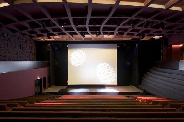 Museo Quai Branly - Anfiteatro