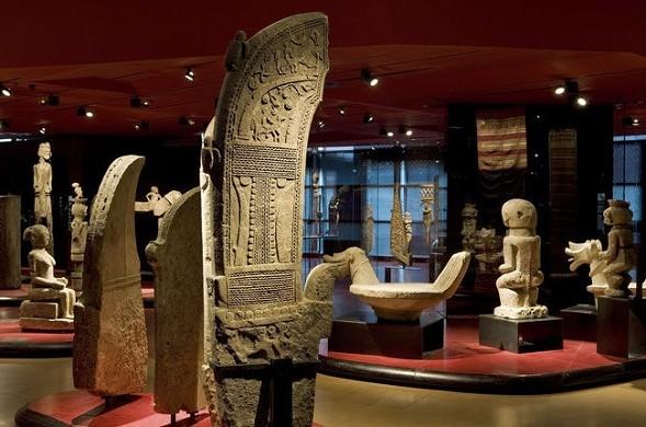 Museo Quai Branly - Collezioni