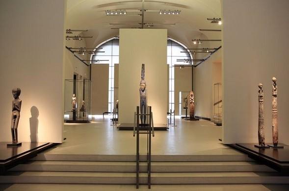 Quai Branly Museum - Sessions Pavilion