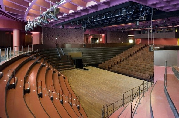Museo Quai Branly - Teatro Claude Levi Strauss