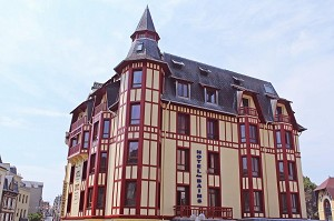 Hotel des Bains - Vorderseite
