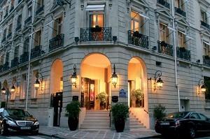 Hotel Balzac - Albergo Home