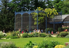 The Jardin d'Acclimatation - Paris seminar