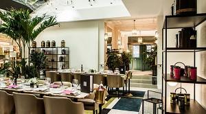 Fauchon Paris le Café et le Comptoir - Sala de reuniones