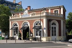 Restaurant la Gare - Fachada