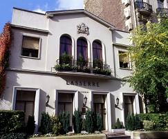 Restaurante Lasserre - Frente