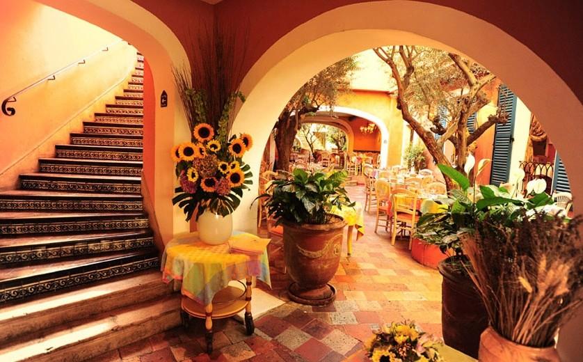 Restaurant le sud salle s minaire paris 75 - Restaurant le sud paris porte maillot ...