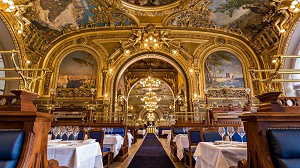 Le Train Bleu - Prestige restaurante