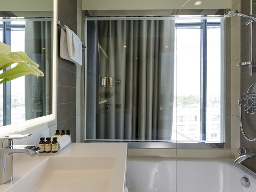 Pullman paris center-bercy - baño