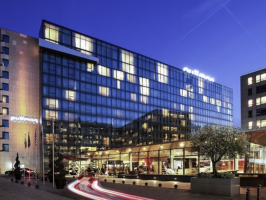 Pullman paris center-bercy - 4 star hotel for seminars