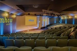 NHOW Marseille Palm Beach - seminario de Marsella