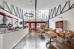Pavillon Nation - Breakfast Room
