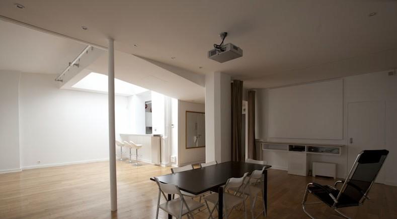 Nextmoov lounge salle s minaire paris 75 for Vente lieu atypique paris
