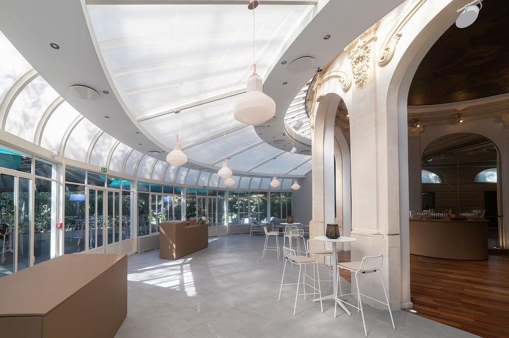 Elysée Pavilion - the moment té - rental of seminar room paris