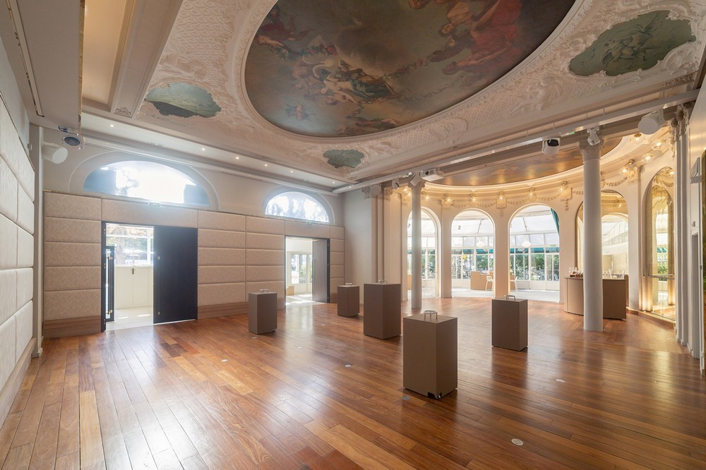 Pavillon Élysée - the moment té - paris room rental