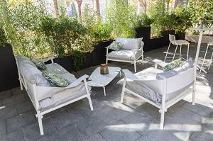 Le Patio Terrasse - Pavilion Élysée - L'Instant Té