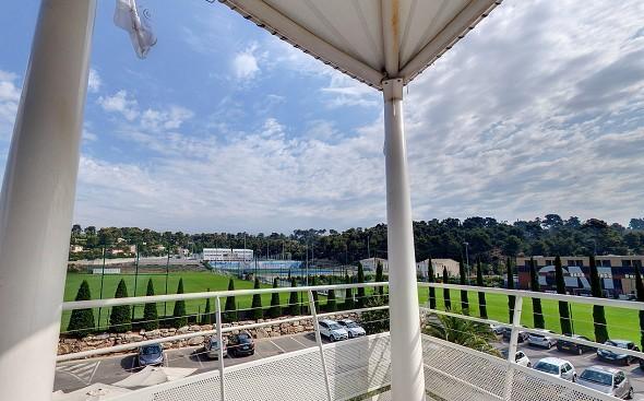 Training Centre Robert Louis-Dreyfus - Terrace
