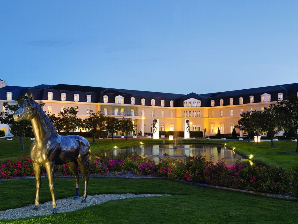 Mercure chantilly resort e convention - in serata