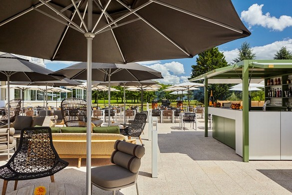 Mercure chantilly resort and conventions - terraza