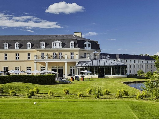 Mercure chantilly resort and conventions - hotel green seminar