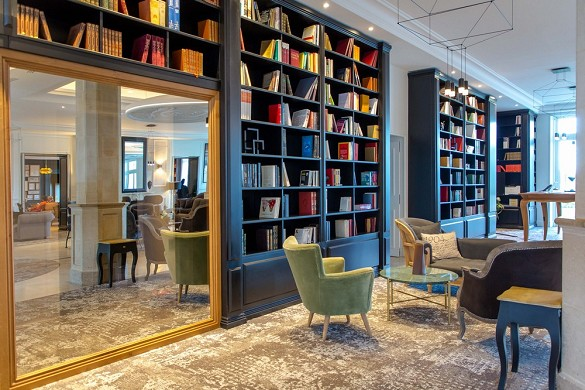 Mercure chantilly resort and conventions - biblioteca