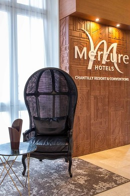 Mercure chantilly resort and conventions - interior